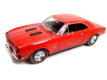 Chevrolet Camaro SS 350 1967 **Low stock**