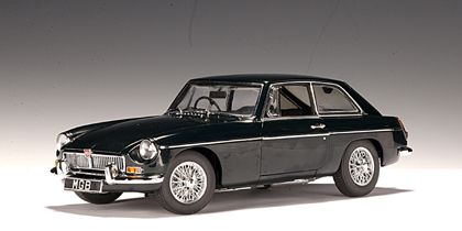 MGB GT Coupe MKII 1969