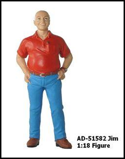 Figurine Jim