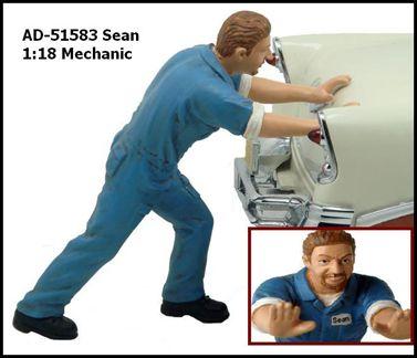 Figurine Sean