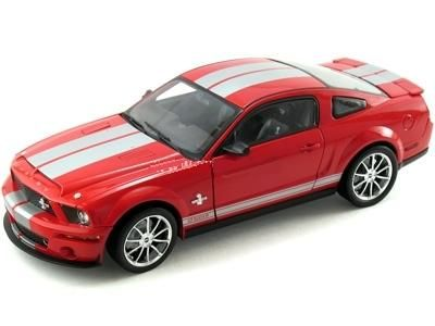Ford Shelby GT 500 KR 2008