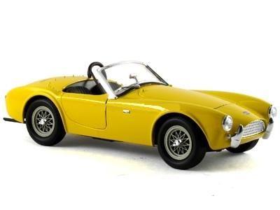 Shelby Cobra CSX2000 1962