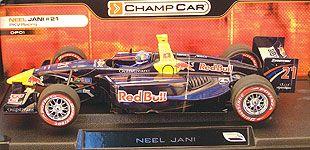 2007 PKV - Red Bull CHAMPCAR Jani