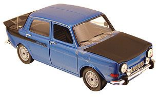 Simca 1000 Rallye 2 1976