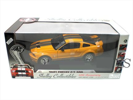 Ford Shelby GT 500 2007