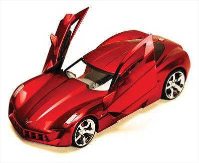 Chevrolet Corvette Stingray Concept 2009