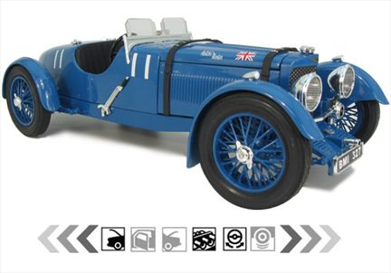 1934 Aston Martin