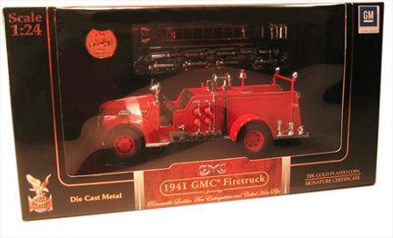 GMC Fire truck 1941