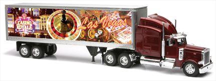 Peterbilt 379 Container