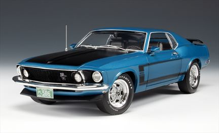 Ford Mustang Boss 302 1969  (1 In stock)