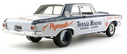 Plymouth HEMI Belvedere Super/Stock 1965