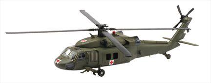 UH-60 Black Hawk Mede-vac