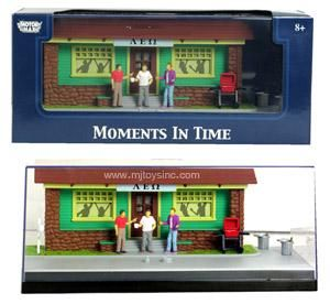 Diorama Alpha et Omega (Moments in Time)