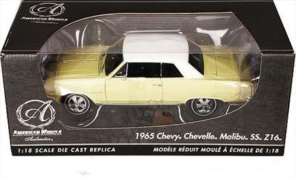 Chevrolet Chevelle Malibu SS Z16 1965 ** Chase Car **