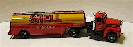 Mack B Fruehauf Tanker