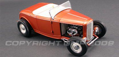 Ford 1932 - Vintage Deuce Series #8 Brizio Munz Roadster