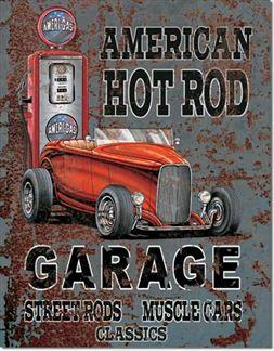 Legends - American Hot Rod