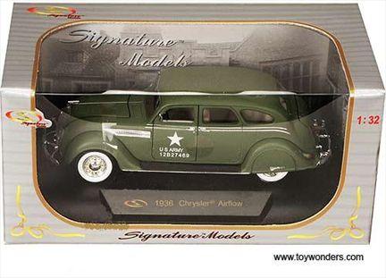 Chrysler Airflow 1936 US Army