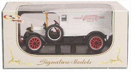 White Van 1920
