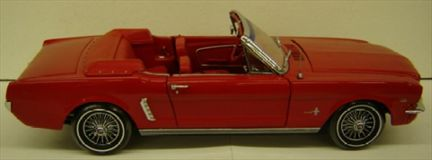 Ford Mustang Convertible 1964 1/2 *Please check note*