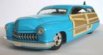 Mercury Woodie 1950 **Last One**