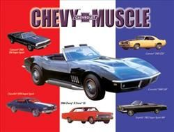 Chevy Chevrolet Muscle