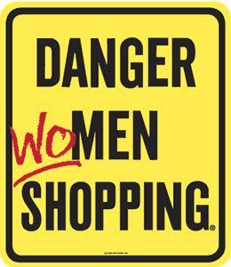 Danger Wo Men Shopping