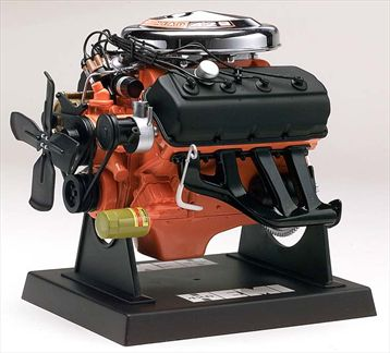 Chrysler Engine 426 Hemi V-8