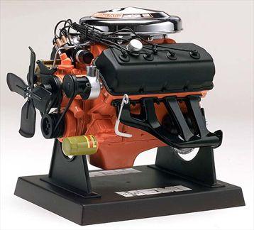 Chrysler Engine 426 Hemi V-8