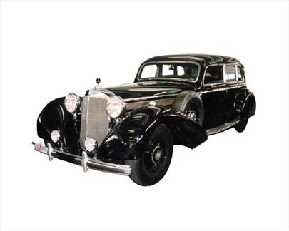 Mercedes-Benz 770K 1938