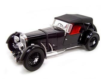Aston Martin Mark II 1934