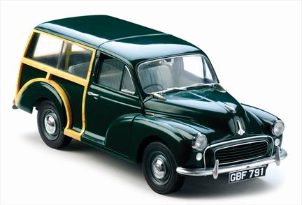 Morris Minor Traveller 1956