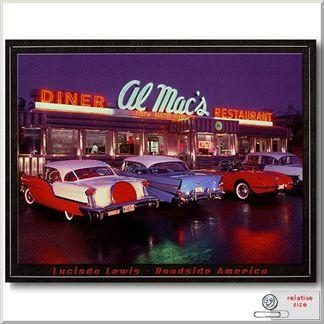 Lucinda Lewis - Diner Al Mac's Restaurant