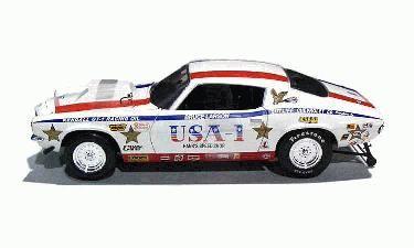 Chevrolet Camaro Rally Sport 1970
