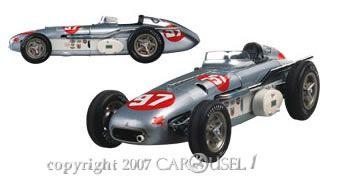 Watson Roadster 1958 Indy 500 Pole #97 Dick Rathmann / McNamara Special