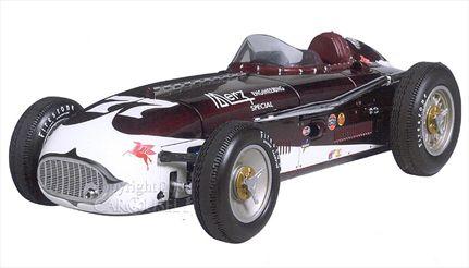 Kurtis Kraft Roaster 1954 Indy 500 #77 Fred Agabashian