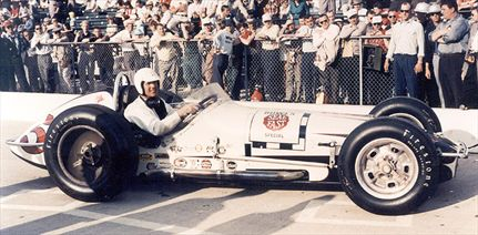 Laydown Roadster 1960 Indy 500 #5 A.J FOYT