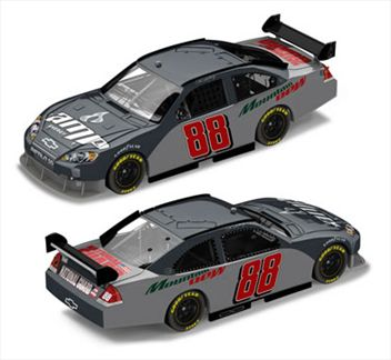 Dale Earnhardt Jr. #88 Impala SS 2008 Test Car