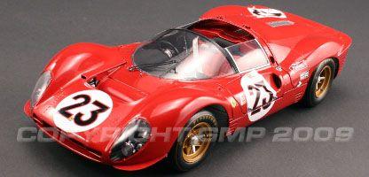 Ferrari 330 P4 1967 #23