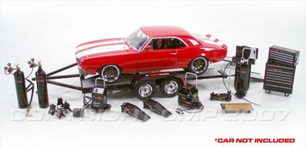 GM Performance Trailer W/Accessories (1 left)