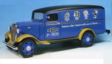 Chevrolet Sedan Delivery 1935