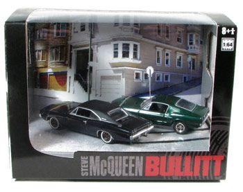 Bullitt Diorama