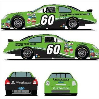 Carl Edwards #60  Ford Fusion 2006