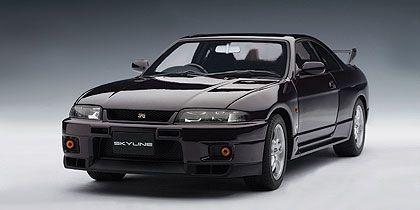 Nissan Skyline GT-R (R33) V-Spec