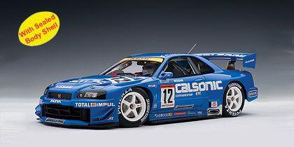 Nissan Skyline GT-R (R34) JGTC 2002