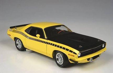 Plymouth Barracuda AAR 1970
