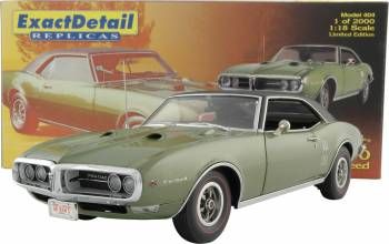 1968 Pontiac Firebird 400 RA1 Limited Edition
