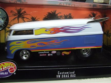 Volkswagen Drag Bus Customized