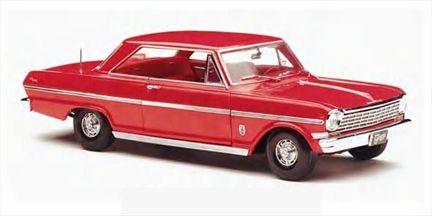Chevrolet Nova 1963 (1 Only) Rare