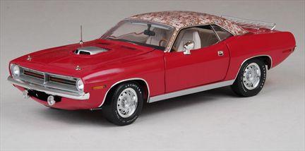 Plymouth Cuda Hemi 1970